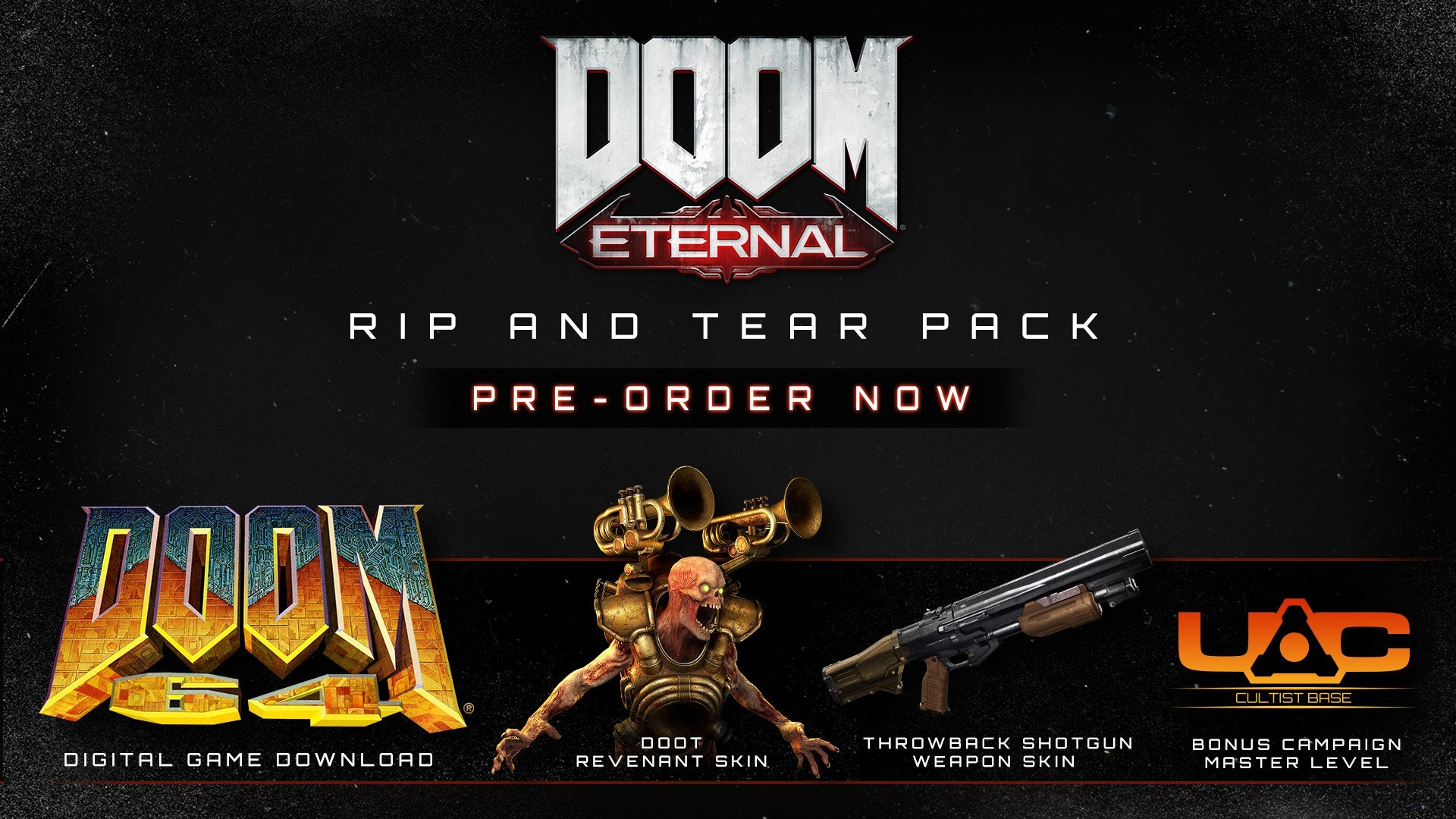 DOOM Eternal DLC
