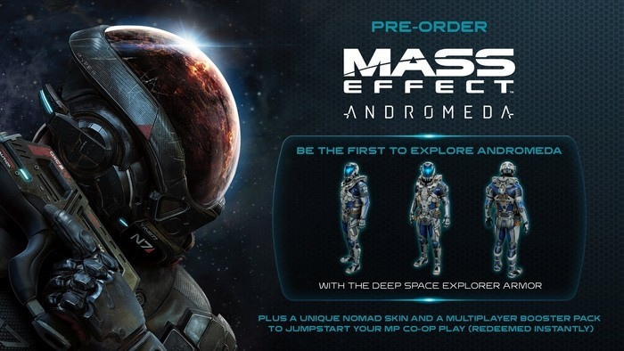 Mass Effect Andromeda DLC