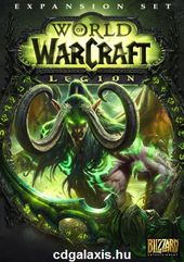 World of Warcraft Legion el�jegyz�s