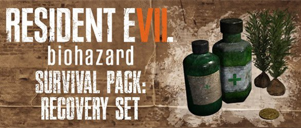 Resident Evil 7 Recovery DLC