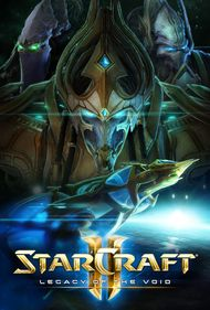 Starcraft 2 Legacy of the Void elojegyzes