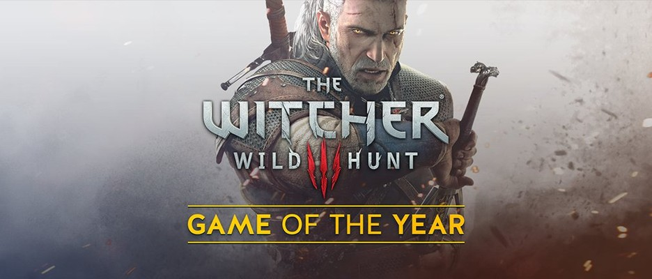 The Witcher III Game of they Year Edition