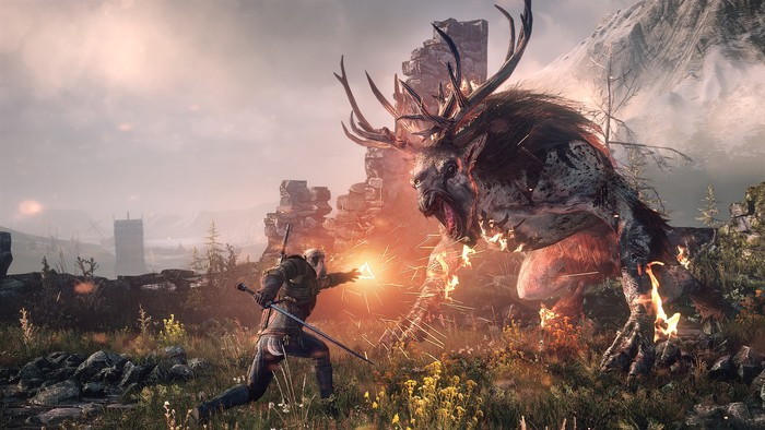 Witcher 3 Screen 2