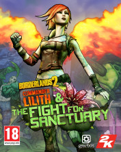 Digitális vásárlás (PC) Borderlands 2: Commander Lilith & the Fight for Sanctuary Steam LETÖLTŐKÓD
