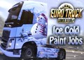 Euro Truck Simulator 2 Ice Cold Paint Jobs Pack DLC DIGITÁLIS