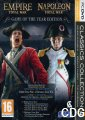 Empire Total War és Napoleon Total War Game of the Year Edition