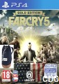 Far Cry 5 Gold Edition és hátizsák
