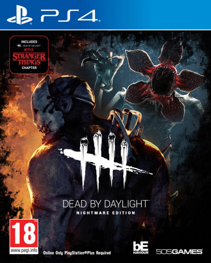 Playstation 4 Dead By Daylight - Nightmare Edition borítókép