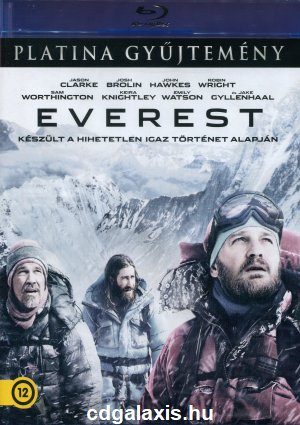 Film Blu-ray Everest BLU-RAY