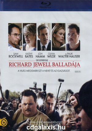 Film Blu-ray Richard Jewell balladája BLU-RAY