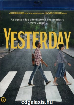 Film Blu-ray Yesterday BLU-RAY