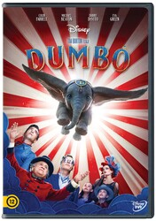 Film DVD Dumbó - élőszereplős