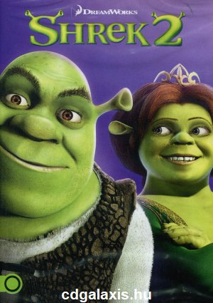 Film DVD Shrek 2