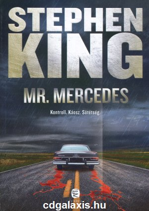 Könyv Mr. Mercedes (Stephen King)