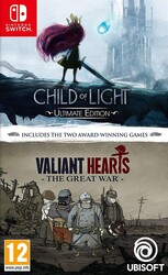 Switch Child of Light és Valiant Hearts
