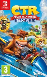 Switch Crash Team Racing Nitro-Fueled