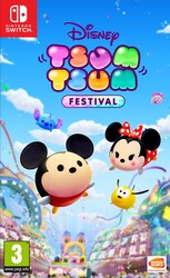 Switch Disney Tsum Tsum Festival