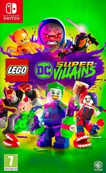Switch LEGO DC Super-Villains