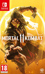Switch Mortal Kombat 11