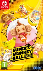 Switch Super Monkey Ball: Banana Blitz HD