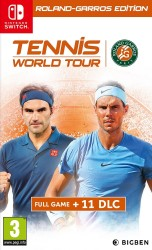 Switch Tennis World Tour Roland-Garros Edition