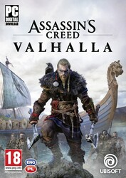 PC játék Assassin's Creed Valhalla (november 10.)
