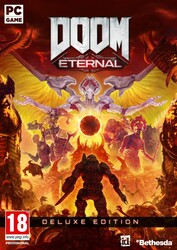 PC játék DOOM Eternal Deluxe Edition