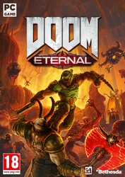 PC játék DOOM Eternal
