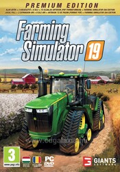 PC játék Farming Simulator 19 Premium Edition (november 12.)