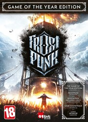 PC játék Frostpunk Game of the Year Edition