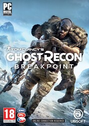 PC játék Ghost Recon Breakpoint