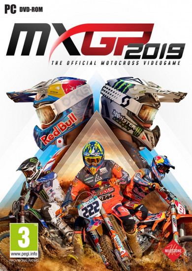 PC játék MXGP 2019 - The Official Motocross Videogame