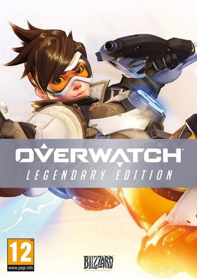 PC játék Overwatch Legendary Edition