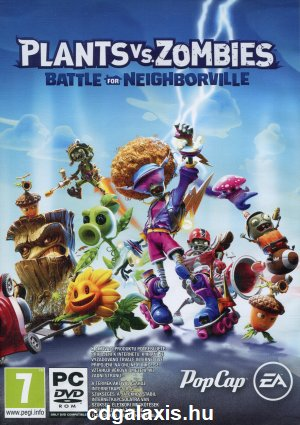 PC játék Plants vs. Zombies: Battle for Neighborville