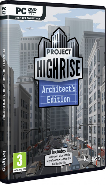 PC játék Project Highrise Architect