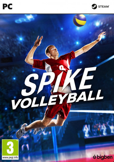 PC játék Spike Volleyball