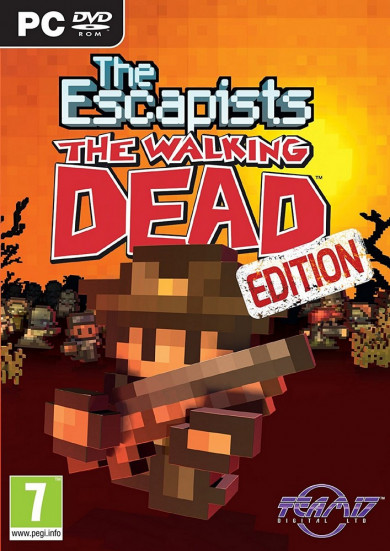 PC játék The Escapist: The Walking Dead