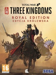 PC játék Total War Three Kingdoms Royal Edition
