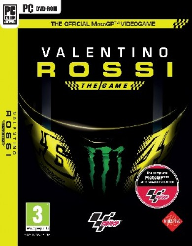 PC játék Valentino Rossi The Game
