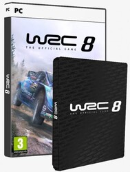 PC játék WRC 8 Collectors Edition