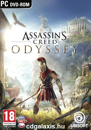 PC játék Assassin's Creed Odyssey