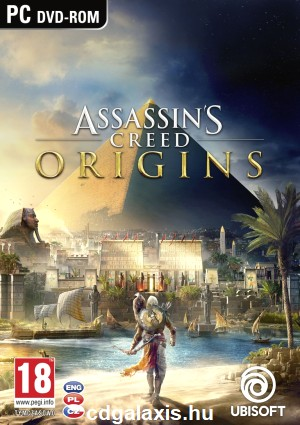 PC játék Assassin's Creed Origins Set csomag