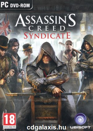PC játék Assassin's Creed Syndicate