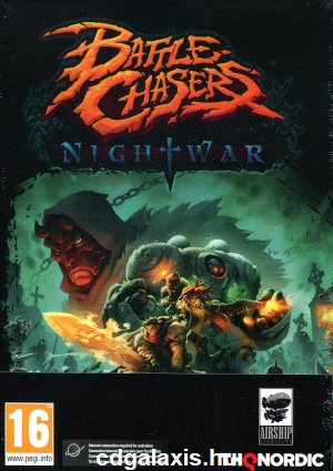 PC játék Battle Chasers: Nightwar