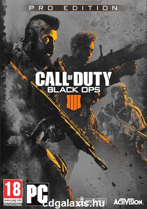 PC játék Call of Duty Black Ops 4 Pro Edition