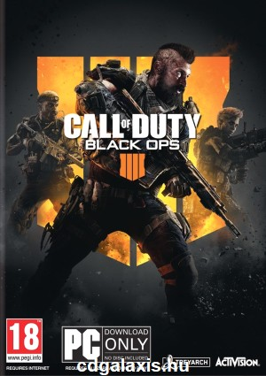 PC játék Call of Duty Black Ops 4