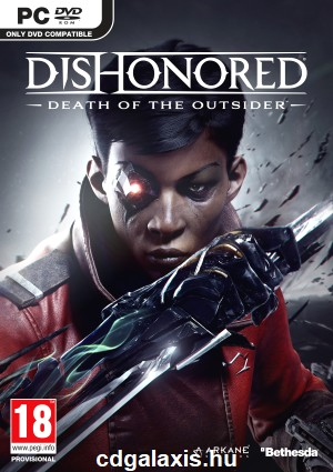 PC játék Dishonored: Death of the Outsider