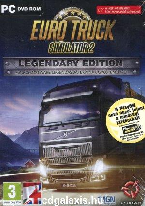 euro truck simulator 2 legendary edition pc j t k 6990. Black Bedroom Furniture Sets. Home Design Ideas