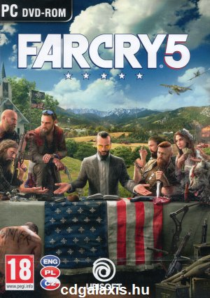 PC játék Far Cry 5