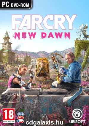 PC játék Far Cry New Dawn